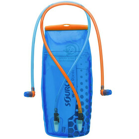 SOURCE Divide Widepac Drinkreservoir 2 liter, transparent-blue